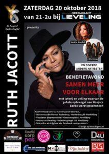 Poster Benefietavond Bardo 20-10-2018