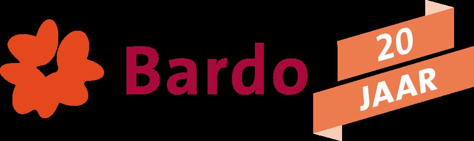 BARDO 20jaar logo